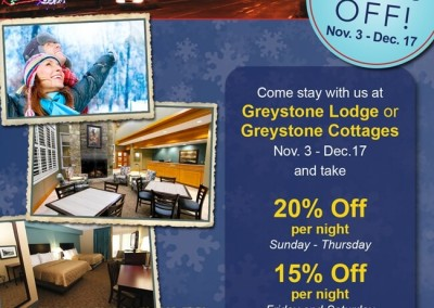 The Greystone Lodge On the River