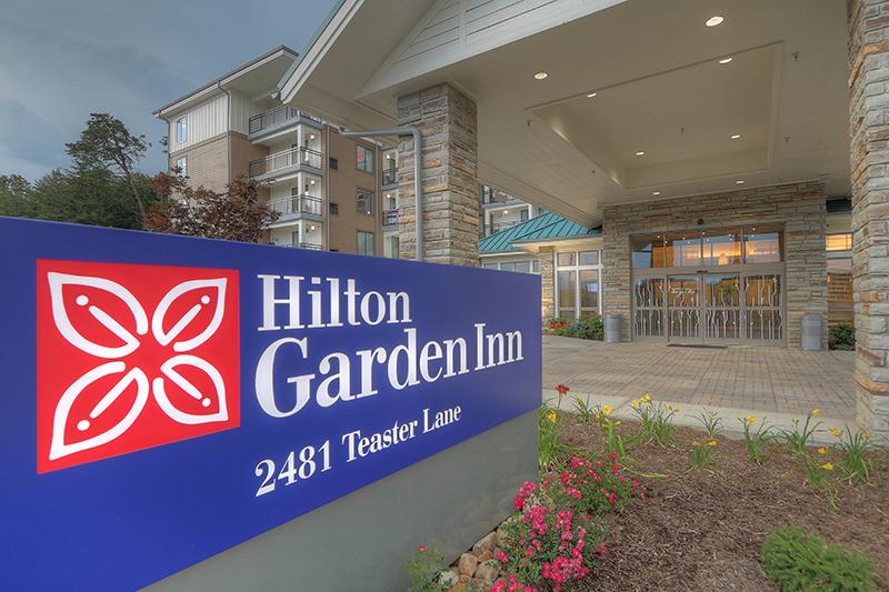 Hilton Garden Inn Pigeon Forge Motion Cam Media