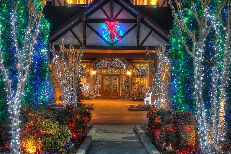 The Inn At Christmas Place.The Inn At Christmas Place Motion Cam Media